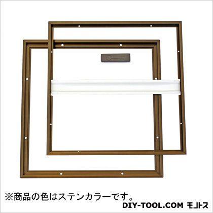ホーム床下点検口 ステンカラー 46.5×3.3×46.5cm HDE45N
