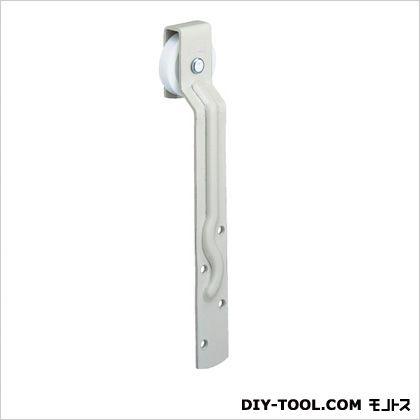 吊戸車 車径40 ベージュ 3×25×3.65cm (HW40N)