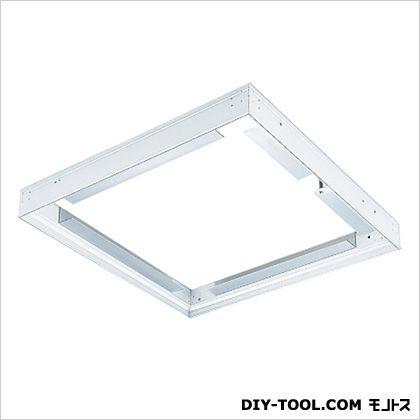 天井点検口 目地タイプ ホワイト 30.4×5×30.4cm CMJW30