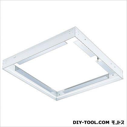 天井点検口 目地タイプ ホワイト 45.5×5×45.5cm CMJW45
