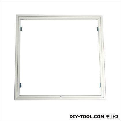 壁点検口 ホワイト 61.1×3×61.1cm (WE60JW)