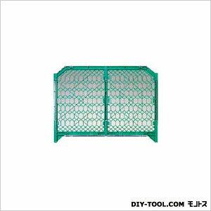 ディックSPフェンス1500×1200(×1台) 緑  DSPF1500