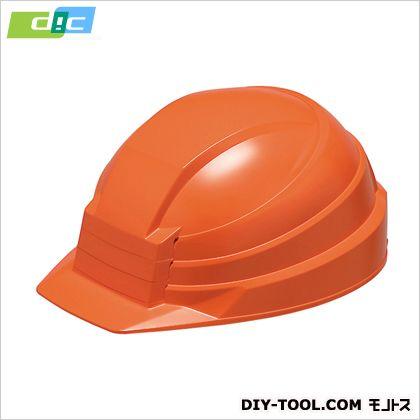 防災用 たためる ヘルメット オレンジ D38×W27×H8.5cm (AA13型HA4-K13式ーO)