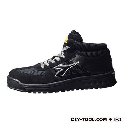 イーグレット 作業用靴 BLK 23.5cm (EG-222)