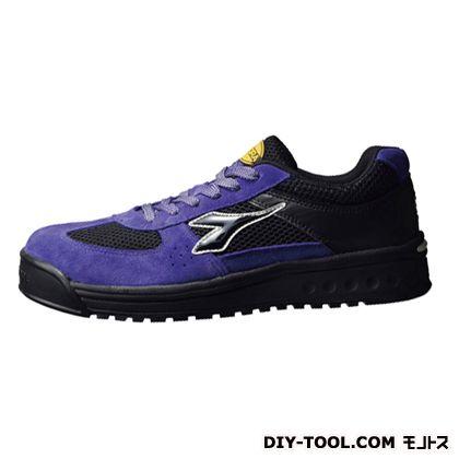 フェアリーテイル 作業用靴 VLT+BLK+BLK 25.5cm (FT-422)