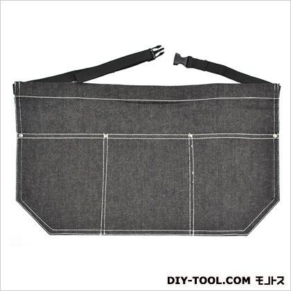DIYデニムツールエプロン 丈290mm×巾500mm。 (A-103)
