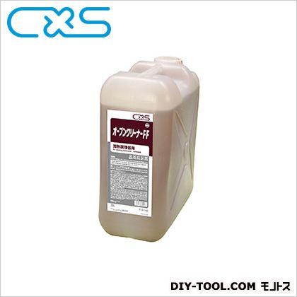 厨房機器用洗剤オーブンクリーナーFF  20L T35146 1ケース