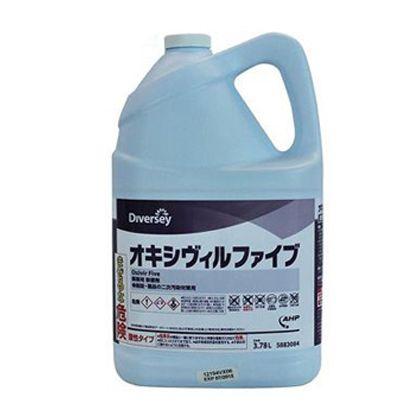 除菌剤 オキシヴィルファイブ  3.78L 5883084 1 本