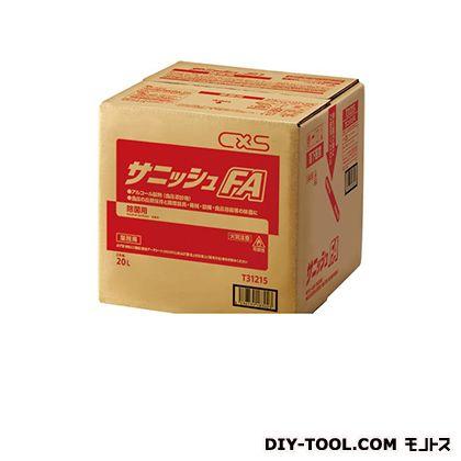 食品添加物アルコール製剤サニッシュFA   T31215