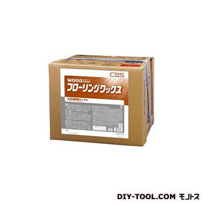 フローリング用樹脂仕上剤 ウッドキープフローリングワックス  18L 24477199 1 個