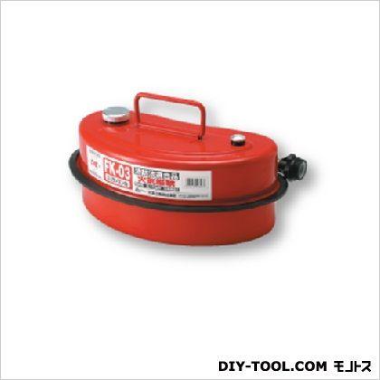 大自工業 ガソリン携行缶  300(W)×108(H)×162(D)mm 0301FK-03