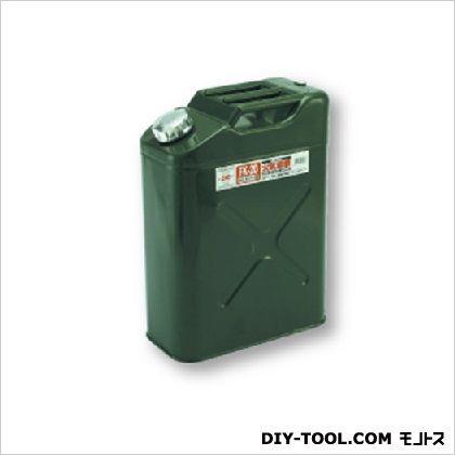 大自工業 ガソリン携行缶 縦型  345(W)×465(H)×176(D)mm 0301FK-20