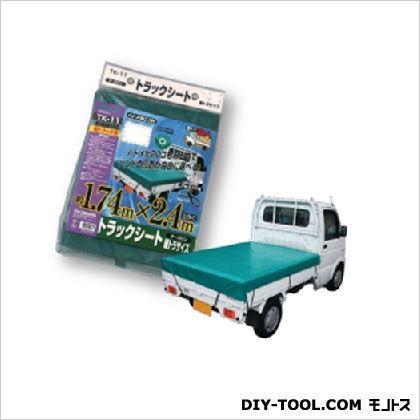 大自工業 トラックシートターポリン 軽トラックサイズ   0301TK-11