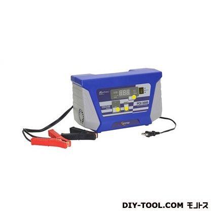 バッテリー充電器 26Ah~115Ah   PCX-3000