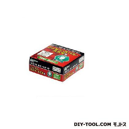 大自工業 ホイーリナット 袋 ピッチ1.25   N02-16 16 P