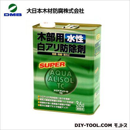 アクアアリゾールTC クリヤー 3.6L   缶