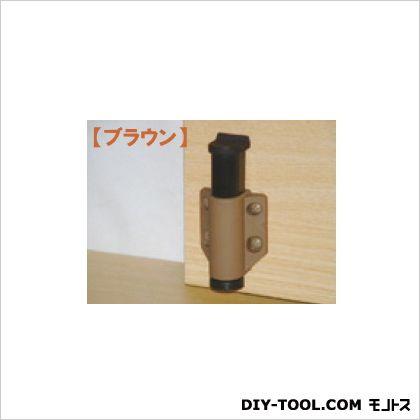 大紀金属 ふむピタ 袋入り ブラウン 2.75×10.2×4.8cm DS-20BR
