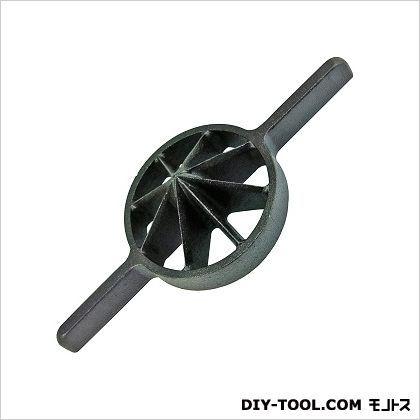 竹割 中 八つ割 全長:約360mm。外径:約150mm。内径:約130mm。 (150mm)