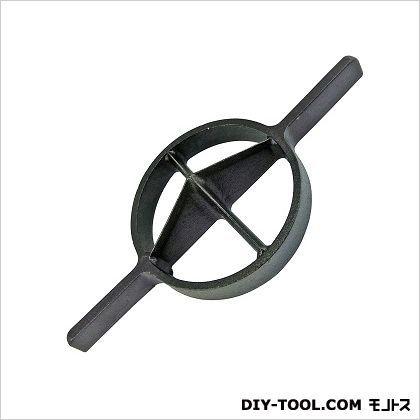 竹割 大 四つ割 全長:約440mm。外径:約200mm内径:約170mm。 (200mm)