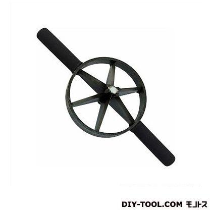 鋼付竹割 6ツ割   160mm