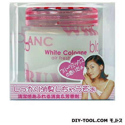ホワイトコロン(車用消臭・芳香剤) フルーツミックス   5123
