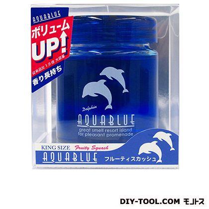 キングサイズアクアブルー(車用芳香剤) フルーティスカッシュ (5935)