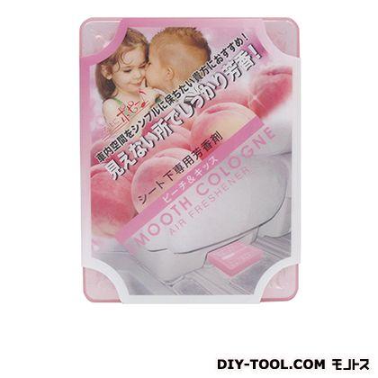 スムースコロン(車用シート下専用芳香剤)  ピーチ&キッス   7551