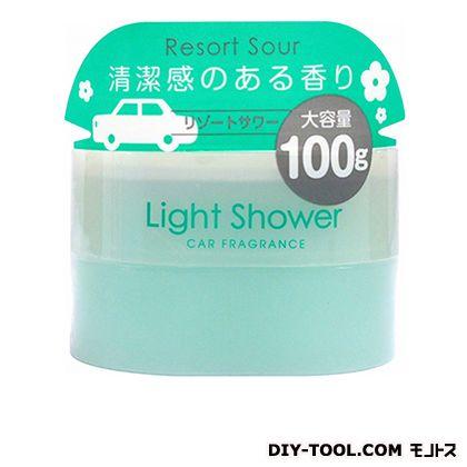 ライトシャワー(車用芳香剤) リゾートサワー   7723