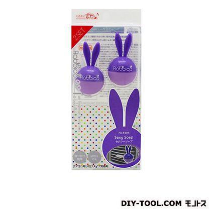 ラビッコエアー(車用エアコン取り付けタイプ芳香剤) セクシーソープ (8195)