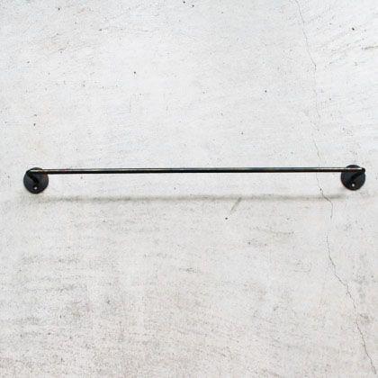 DIY FACTORY アイアン タオルハンガー  長さ40cm