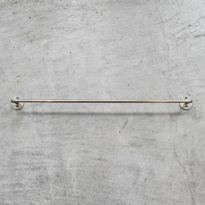 ステンレス タオルハンガー 長さ40cm