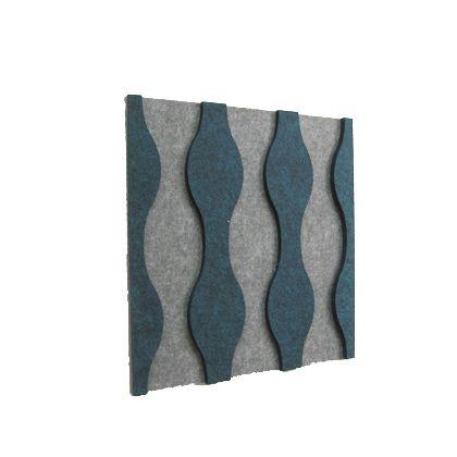 吸音パネル フェルメノン  約幅40×高さ40×厚さ1.8(cm) 253301