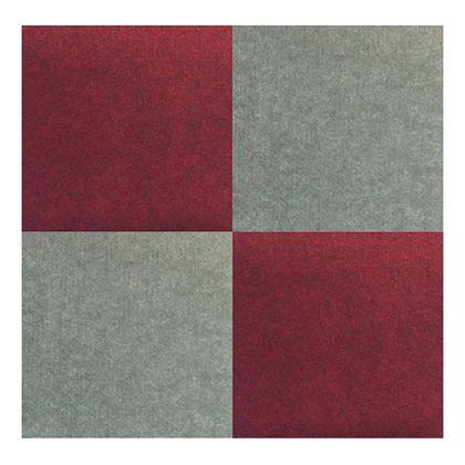 吸音パネル フェルメノン  (1枚あたり)約幅40×高さ40×厚さ0.9(cm) 253324 4 枚