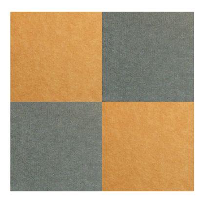 吸音パネル フェルメノン  (1枚あたり)約幅40×高さ40×厚さ0.9(cm) 253327 4 枚