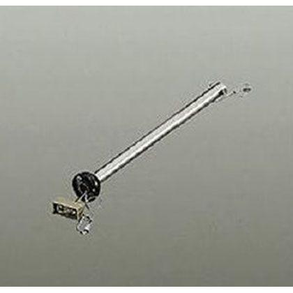 大光電機/DAIKO LEDシーリングファン 吊パイプ  径:φ20mm・長さ:400mm DP-35322