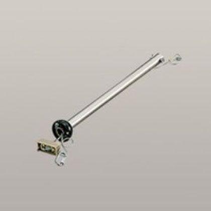 大光電機/DAIKO LEDシーリングファン 吊パイプ  径:φ130mm・長さ:460mm JP-400SV