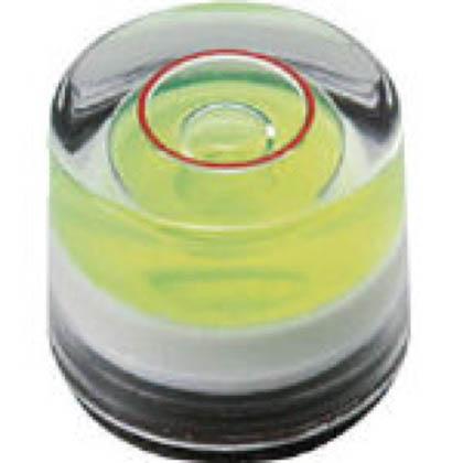 エビス 丸型気泡管・磁石付  φ11×9.7 R11M 1 個