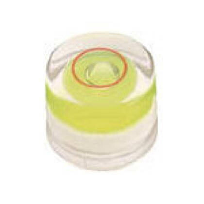 エビス 丸型気泡管  φ12×8.5 R12 1 個