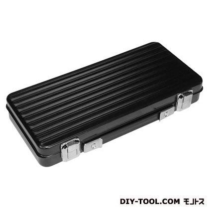 アイガーツール スリムデザインツールケース ブラック L R628-8