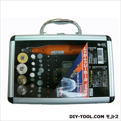 85pc. 電動ルータービットセット PA-485 (リューター)    PA-485