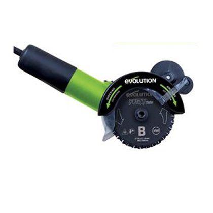 FURY TWIN 125 (フューリーツイン125) 万能切断ツインカッター 125mm (FURY TWIN 125)