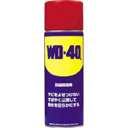 超浸透性防錆潤滑剤スプレー WD-40 382ml (WD4012)