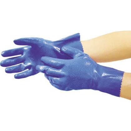 モデルローブニトリル手袋  M NO.600M