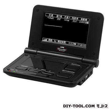 LUHW 自動巻き時計測定器 ブラック (LU12001BK) 時計用防水試験機・測定器 時計用工具