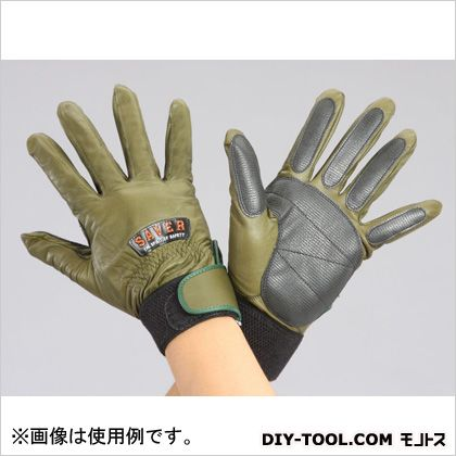 革手袋(牛革/防水防汚加工革) LL (EA353BB-68)