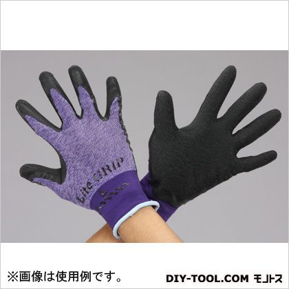 天然ゴムコーティング手袋 L (EA354GD-3)