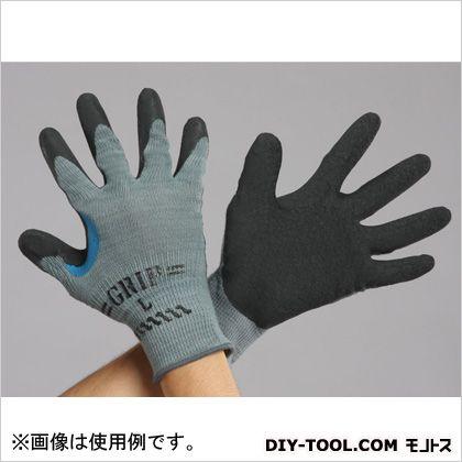 天然ゴムコーティング手袋(股付)  M EA354GD-21