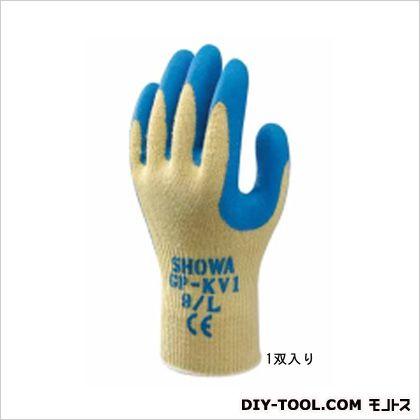 耐切創手袋(天然ゴムコーティング) L (EA354GJ-22)