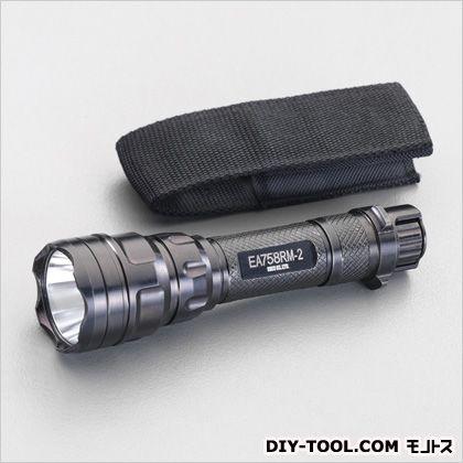 [CR123A×2本]LED強力ライト   EA758RM-2