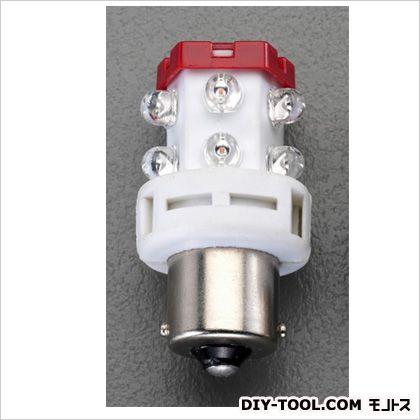 エスコ 12V/BA15s回転灯用LED電球   EA758ZK-71